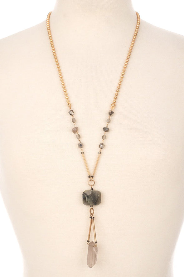 Untamed Love Necklace