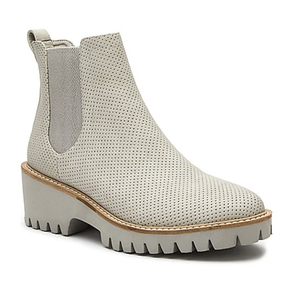Preston Boots - Light Grey