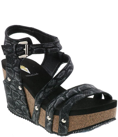 Euphoria Wedge Sandal