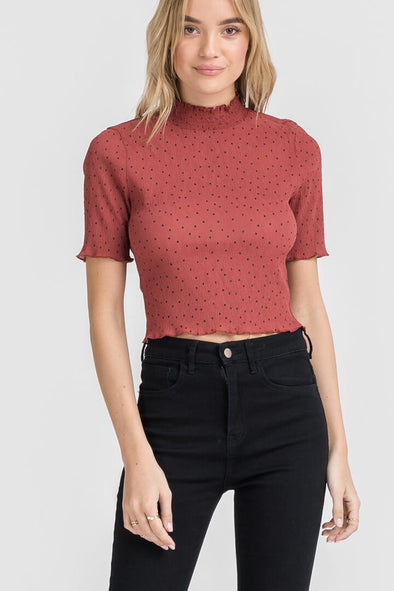 Canyon Rose Top