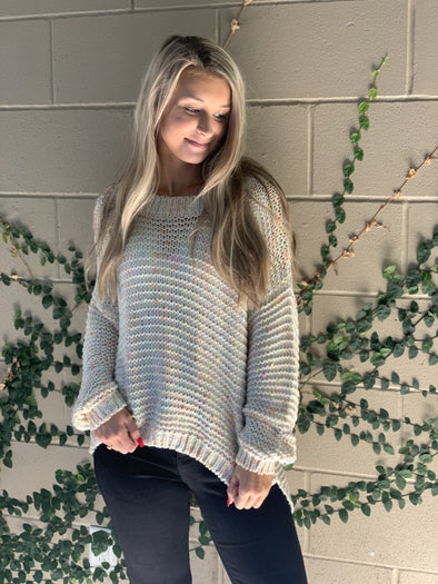 The Bubble Sweater