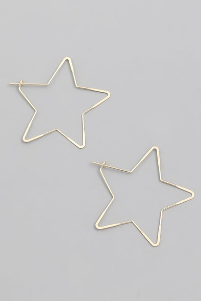 With You Star Earring