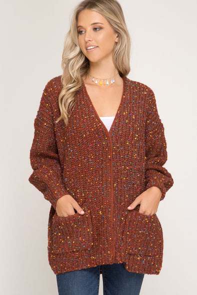 Wishing For You Sweater Cardigan