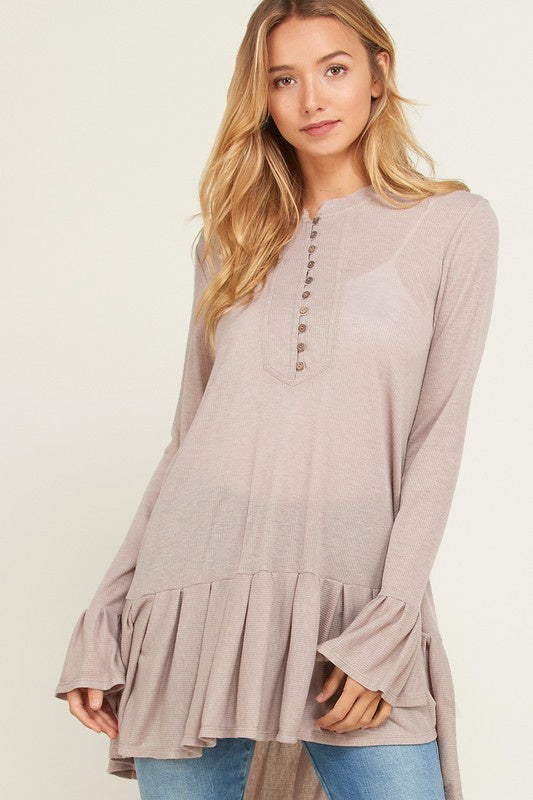 The Pleated Tunic