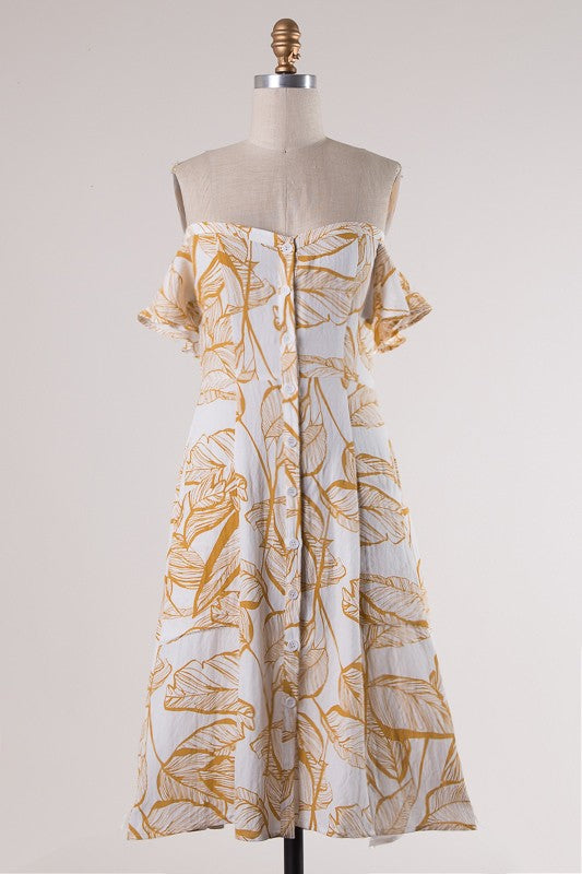 Palm Springs Dress