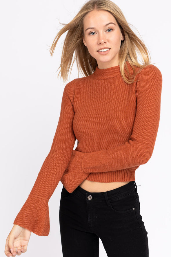 The Rustic Ruze Sweater Top