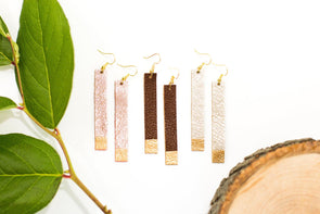 Herald Bar Earrings