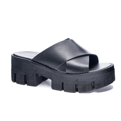 Lock Down Lug Sandals