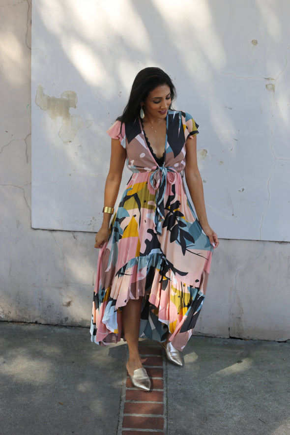 A Night Like This Maxi Dress