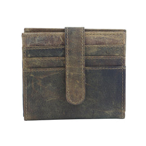 Wild Woods Leather Wallet