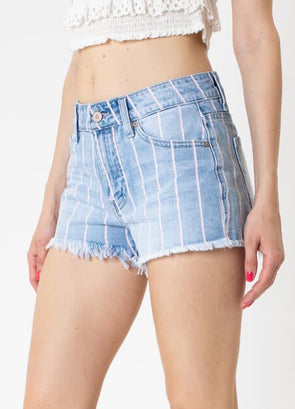 Remember Me Denim Shorts