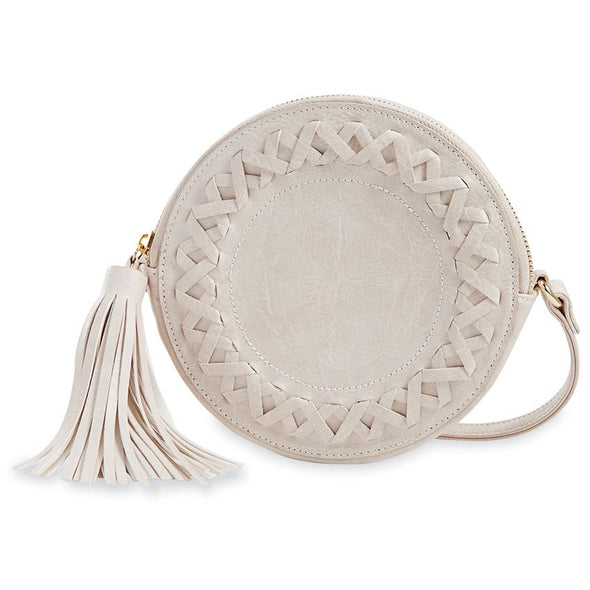Canteen Crossbody In Cream