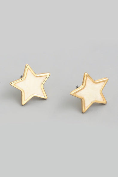 Something Like These Star Studs