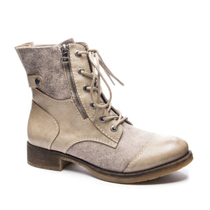 Tilley Canvas Bootie