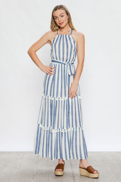 Let You Fall Maxi Dress