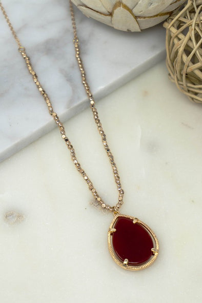 Sweet Tears Necklace - Multiple Colors