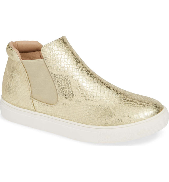 Harlan Gold Sneakers