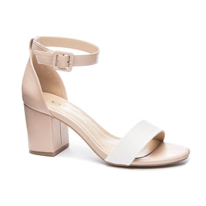 All In Block Heel Sandal