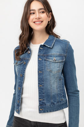 Going Out Denim Jacket
