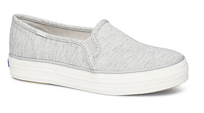 Women's Triple Decker Sparkle Grey