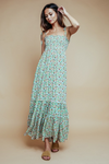 Until the Nights Over Maxi Dress