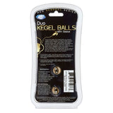 Cloud 9 Pro Sensual Duo Kegel Balls