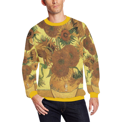 Sunflower Men's Sweatshirt