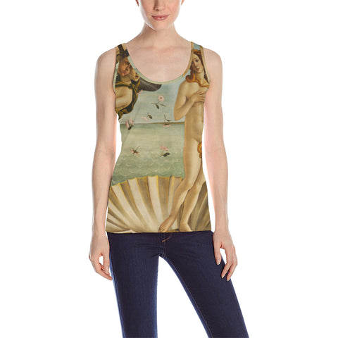 Birth of Venus Women's Tank Top