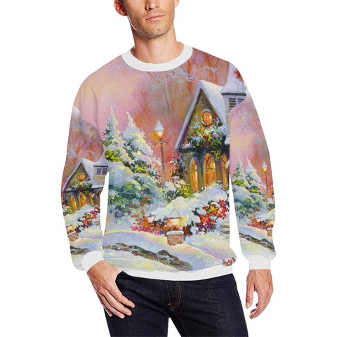 Christmas Men's Sweatshirt
