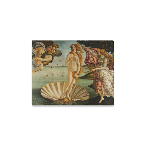 The Birth of Venus Canvas Wall Art Print
