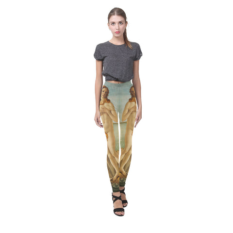 Birth of Venus All-Over Leggings