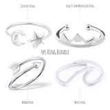 4pc Ring Bundles (Limited Edition)