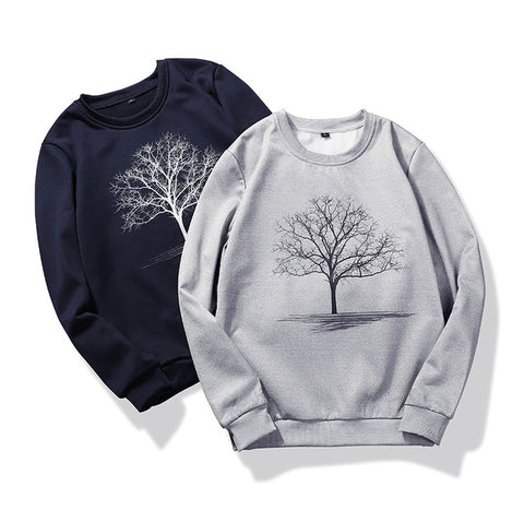 Winter Tree Sweater
