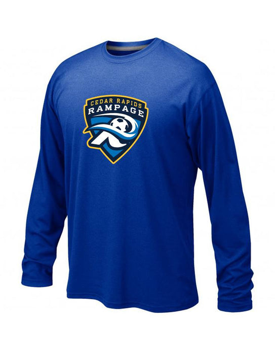 Rampage Long Sleeve Dri Fit T-Shirt