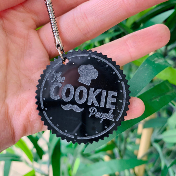 Giant Cookie Keyring