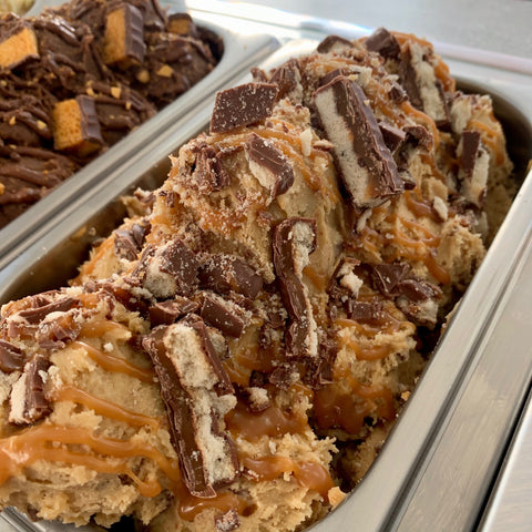 Twix Cookie Dough