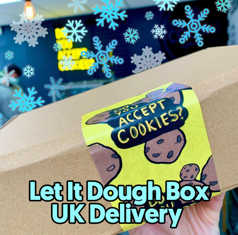 Let It Dough Box - UK Delivery