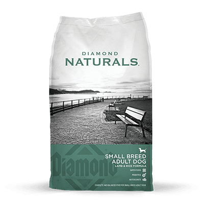 Diamond Naturals Small Breed Lamb & Rice Adult