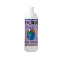 Earthbath Shampoo para Pelo Blanco 16oz - 472ml