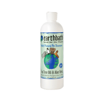 Earthbath Shampoo Tea Tree & Aloe