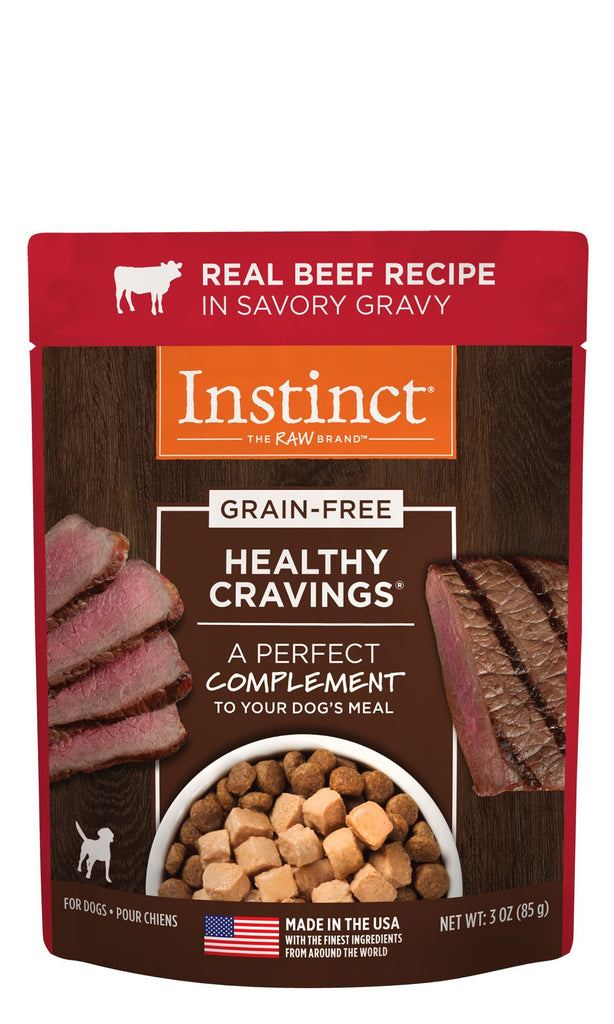 Instinct Healthy Cravings de Res