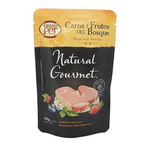 Natural Gourmet Carne y Frutos del Bosque