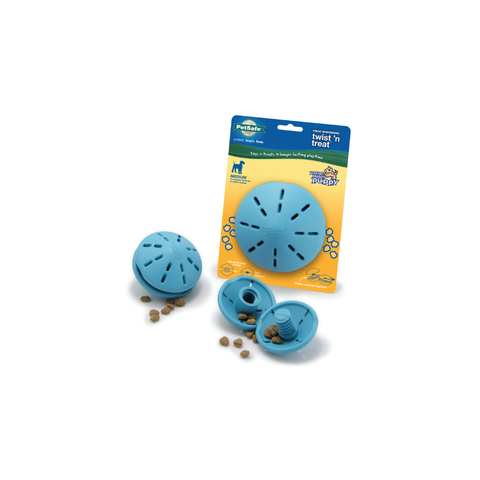Pet Safe Busy Buddy Puppy Twist n Treat