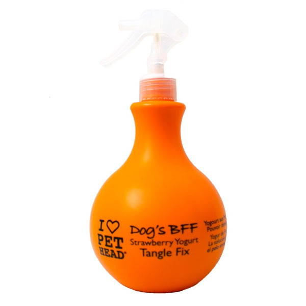 Spray Desenredante - Dog's BFF Spray - Strawberry Yogurt