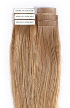 Sandy Blonde #16 Tape - in Extensions