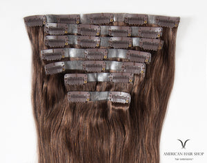 Cinnimon #4 Clip-in Extentions