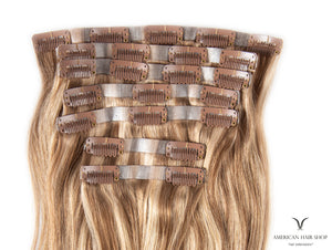Signature Melamoon Clip-in Extensions - 7 Pieces