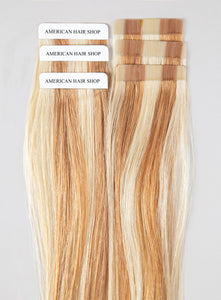 Signature Beach Highlights Tape- in Extensions