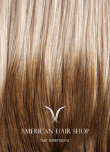 Signature Artic Blonde Ombre Tape- in Extensions