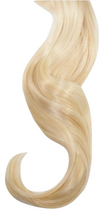 Blonde #20 Natural Hair Tape-in Extensions.  18""